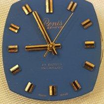Renis Geneve Lapis Cal 781-1 diameter case 30×36.5mm +crown 1960 używany