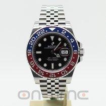 "Rolex NEW GMT-Master II  ""PEPSI"""
