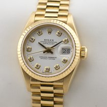 Rolex Lady-Datejust 69178 Service 07/2018 1990 pre-owned
