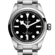 Tudor Black Bay 32 Zeljezo 32mm Crn