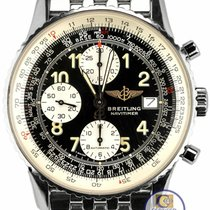 Breitling Old Navitimer Steel 41.5mm Black Arabic numerals United States of America, New York, Massapequa Park