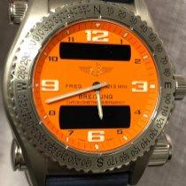 Breitling E76321 Titanium 2010 Emergency 43mm pre-owned