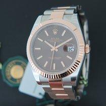 Rolex Datejust II nieuw 41mm Goud/Staal