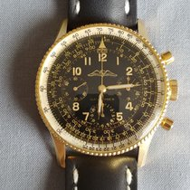 Breitling Navitimer Gold/Steel 41mm Black Arabic numerals United States of America, Florida, Fort Pierce