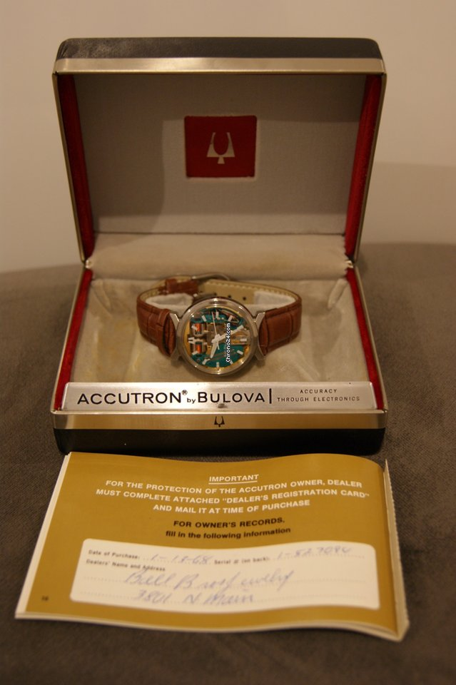 4fbe01c6ad609 Zegarki Bulova - Wszystkie ceny dla zegarków Bulova na Chrono24
