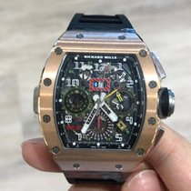 Richard Mille RM 11-02 Rose gold RM 011 42.7mm new