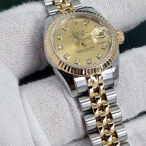 Rolex Lady-Datejust Gold/Steel 26mm United States of America, Georgia, Fitzgerald