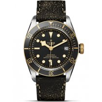 Tudor Black Bay S&G Steel 41mm Black