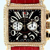 Franck Muller Rose gold 44.8mm Automatic 10000 H CC