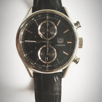TAG Heuer Carrera Calibre 1887 CAR2110.FC6266 Very good Steel Automatic India, Greater Mumbai