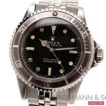 Rolex Submariner (No Date) 5513 1966 pre-owned