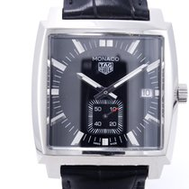 TAG Heuer Monaco Lady WAW131A pre-owned