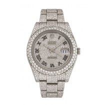 Rolex Steel 41mm Automatic 116300 pre-owned United States of America, New York, New York