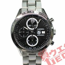TAG Heuer Steel 41mm Automatic CV2016-2 pre-owned