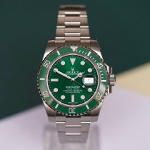 Rolex Submariner Date 116610LV New Steel 40mm Automatic United Kingdom, London