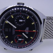 Heuer Steel Automatic HEUER MONZA ref 150 501 pre-owned