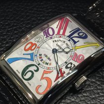 Franck Muller Color Dreams 1200 SC white gold automatic