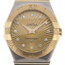 Omega Constellation Quartz 27mm Oro