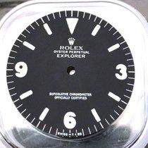 ロレックス (Rolex) Explorer-1 REF: 1016 Fat Font Dial 1967~68 (SOLD)
