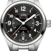 Hamilton Steel 42mm Automatic H70505133 new