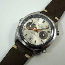 Heuer Carrera Chronograph automatic steel c. 1970's