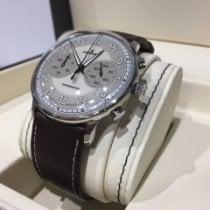 Junghans Meister Driver новые 2018 Автоподзавод Хронограф Часы с оригинальными документами и коробкой 027/3684.00