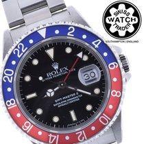Rolex GMT-Master II 16710 PEPSI