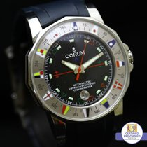 Corum Admirals Cup Automatic Chronometer Date MSRP $ 4,295.00