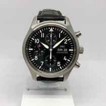 IWC Classic Pilot Chronograph Automatic 42 mm