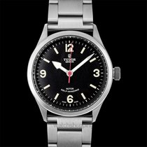 Tudor Ranger Black / Steel Ø41 mm - 79910-0001