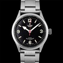 Tudor Ranger Black / Steel Ø41 mm - 79910-0001