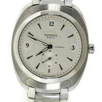 Hermès Dressage Steel 40mm Silver United States of America, New York, New York