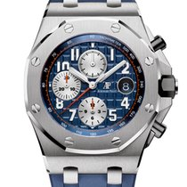 Audemars Piguet Royal Oak Offshore Chronograph neu 42mm Stahl