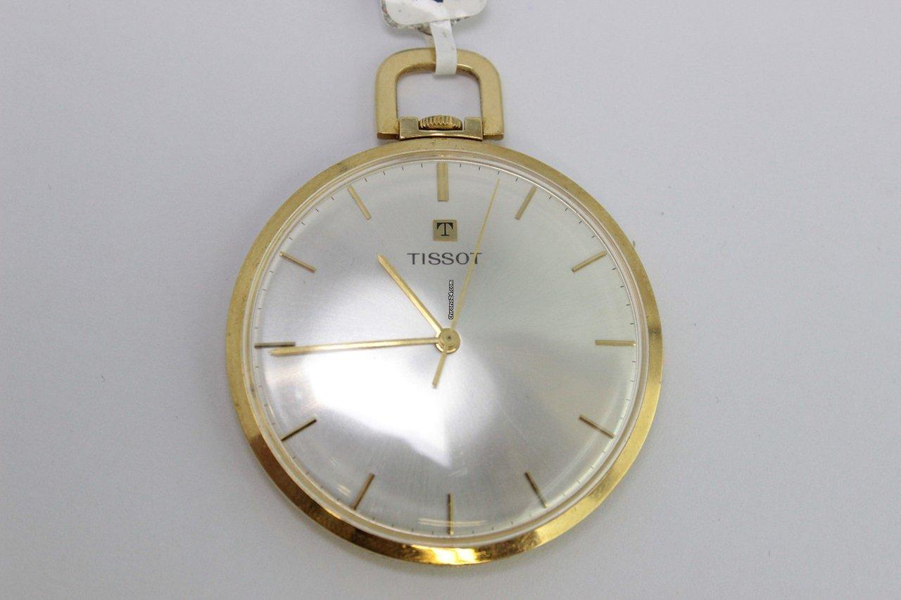 34a7c880da7 Relógios de bolso Tissot - Compare preços na Chrono24