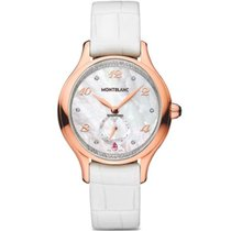 Montblanc Rose gold Quartz new Princess Grace De Monaco