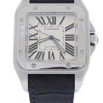 Cartier Santos 100 XL Anniversary Limited Edition Men's Watch...