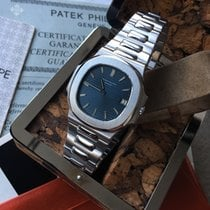 Patek Philippe Nautilus 3700/01A full set cork box blue dial