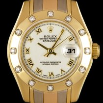 Rolex Lady-Datejust Pearlmaster 69318 1994 pre-owned