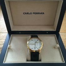 Carlo Ferrara Or jaune 41mm Remontage automatique 120.411/110 occasion