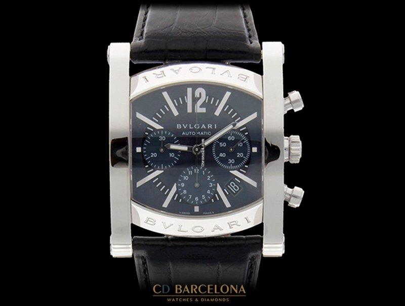 ecb28882553 Bulgari Assioma - Todos os preços de relógios Bulgari Assioma na Chrono24
