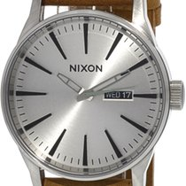 Nixon Steel 42mm Quartz new