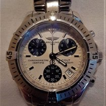 Breitling Colt Chronograph pre-owned 37mm Steel