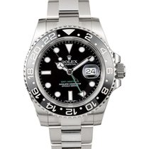 Rolex GMT-Master II Staal 40mm