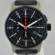 Momo Design pre-owned Automatic 45mm Sapphire Glass