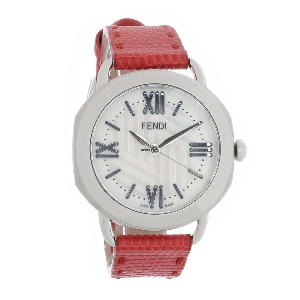683ec2ae633e Fendi Selleria Ladies Stainless Steel Quartz Watch F8020345H0L... en venta  por 622 € por parte de un Trusted Seller de Chrono24