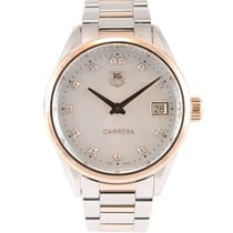 TAG Heuer Carrera Lady Or/Acier 32mm