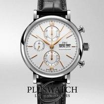 IWC Portofino Chronograph IW391031 2019 новые