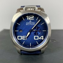 Anonimo Steel 43.4mm Automatic Militare new