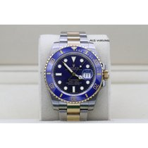 Rolex Submariner pre-owned Blue