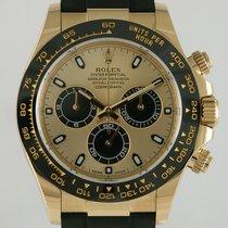 Rolex Daytona Zuto zlato 40mm Boja šampanjca